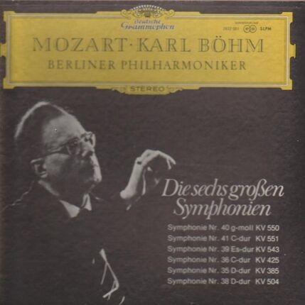 #<Artist:0x00007fb525ac0710> - Die sechs großen Symphonien  (Karl Böhm)