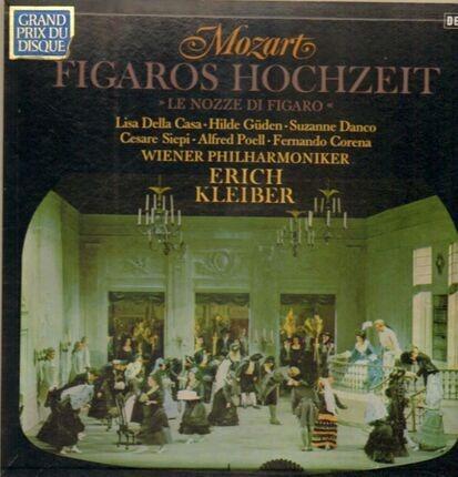 #<Artist:0x000000000713b058> - Figaros Hochzeit,, Kleiber, Wiener Philh