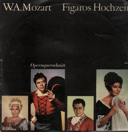 #<Artist:0x00007f9a309cfd48> - Figaros Hochzeit,, Staatskapelle Dresden, Suitner