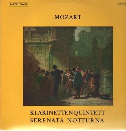 #<Artist:0x00007f7e1e3d0240> - Klarinettenquintett, Serenata Notturna