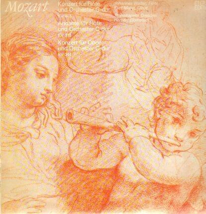 #<Artist:0x00007f2a8cf8fdf0> - Konzert für Flöte und Orch g-dur,, Walter, Mahn, Staatskapelle Dresden, Blomstedt