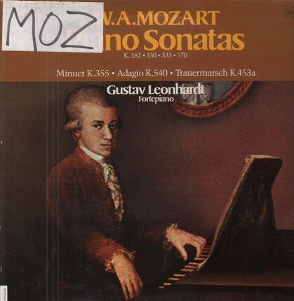 #<Artist:0x00007f7ddc104300> - Piano Sonatas