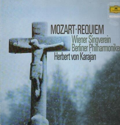 #<Artist:0x00007f4aabddd928> - Requiem,, Karajan, Berliner Philh, Wiener Singverein