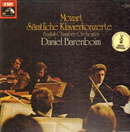 #<Artist:0x0000000006f6a008> - Sämtliche Klavierkonzerte (Daniel Barenboim)