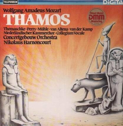#<Artist:0x00007f4a7f5a3540> - Thamos,, Concertgebouw Orchestra, Harnoncourt