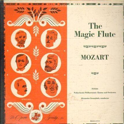#<Artist:0x00007f4aa7580d10> - The Magic Flute