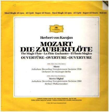#<Artist:0x00007f7dff723ab0> - Zauberflöte,, Karajan, Berliner Philh