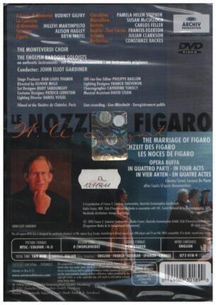 #<Artist:0x00007f5397995b78> - LE Nozze DI Figaro