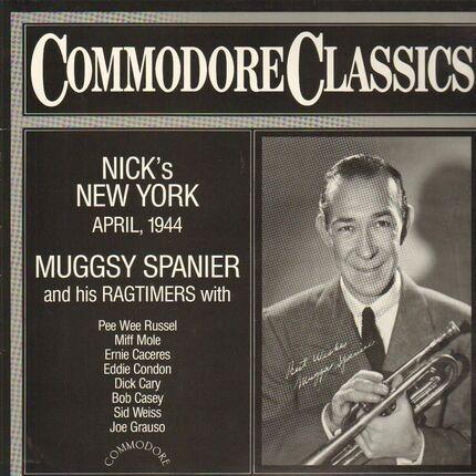#<Artist:0x00007f3630611440> - Nick's New York, April, 1944