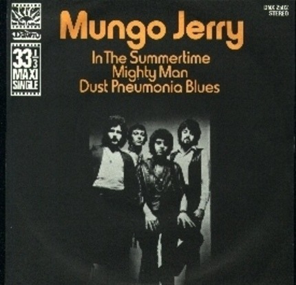 #<Artist:0x00007f92037c0d48> - In The Summertime / Mighty Man / Dust Pneumonia Blues