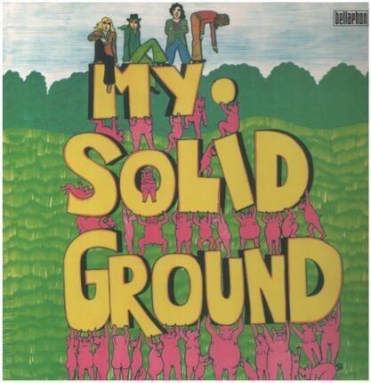 #<Artist:0x00007f40f6c7d178> - My Solid Ground