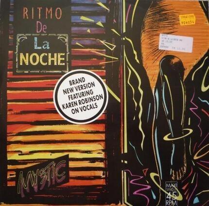 #<Artist:0x00007fa19ecb0d08> - Ritmo De La Noche