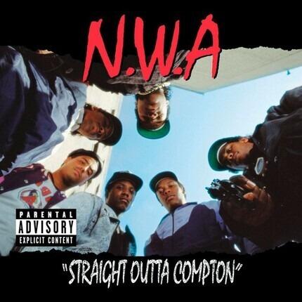 #<Artist:0x00007f78f949efc0> - Straight Outta Compton