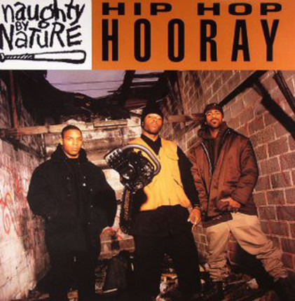 #<Artist:0x00007fbb854a28b8> - Hip Hop Hooray / The Hood Comes First