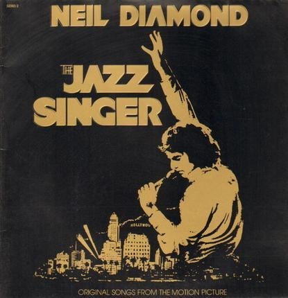 #<Artist:0x00000000089086e0> - The Jazz Singer (Original Songs From The Motion Picture)