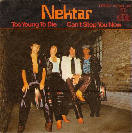 #<Artist:0x000000000887f5e8> - Too Young To Die / Can't Stop You Now
