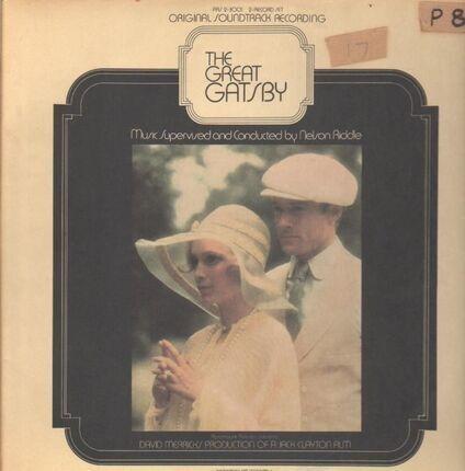 #<Artist:0x00007f73edfd6f48> - The Great Gatsby