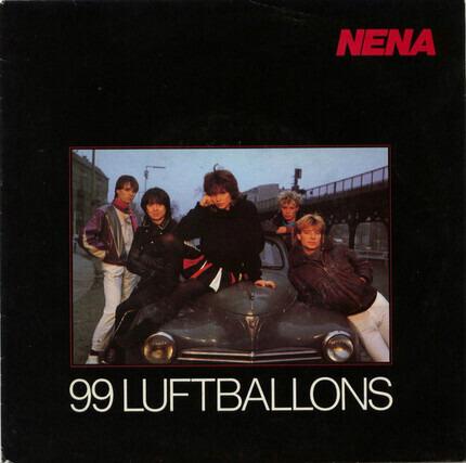 #<Artist:0x00007f412d7bec40> - 99 Luftballons