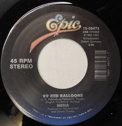 #<Artist:0x00007fcee17f7e90> - 99 Red Balloons