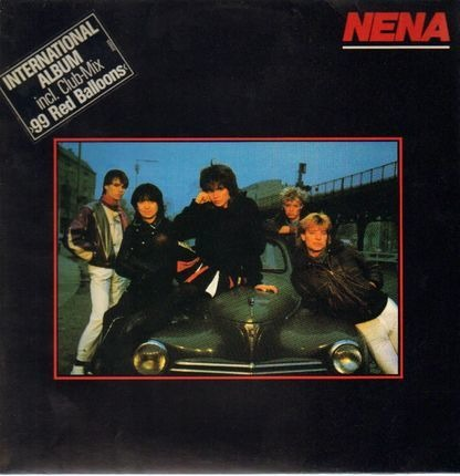 #<Artist:0x00007fce001bca80> - Nena (International Album)