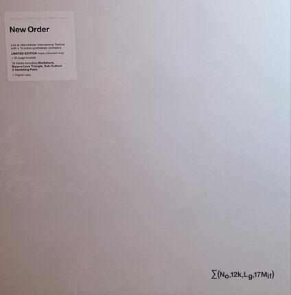 #<Artist:0x00007f410ccbeba8> - New Order+liam Gillick: So It Goes...(ltd.Edt)