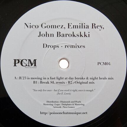 #<Artist:0x00007f6da91465b8> - Drops - Remixes