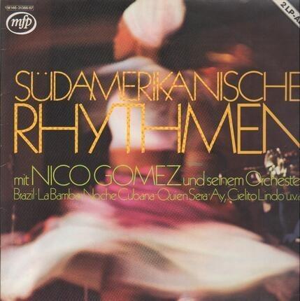 #<Artist:0x0000000005421058> - Südamerikanische Rhythmen