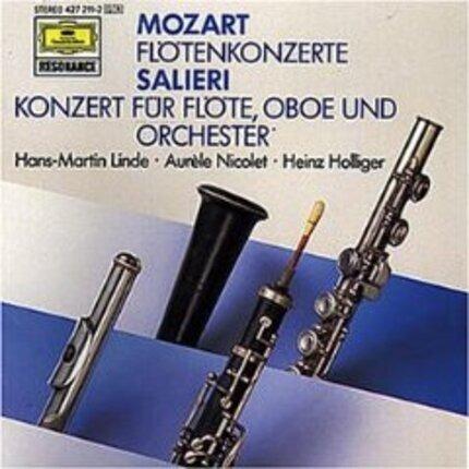 #<Artist:0x00007fa5772b4b38> - Flötenkonzerte G-Dur,KV 313 und D-Dur KV 314
