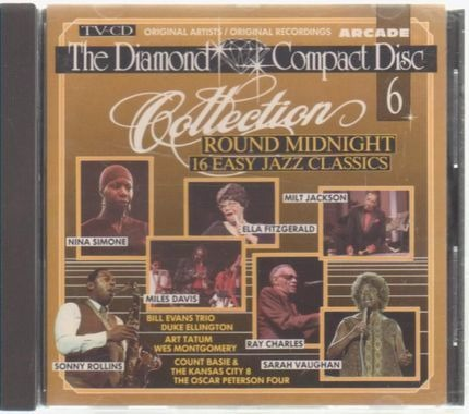 #<Artist:0x00007fceb8a3d188> - The Diamond Compact Disc Collection 6