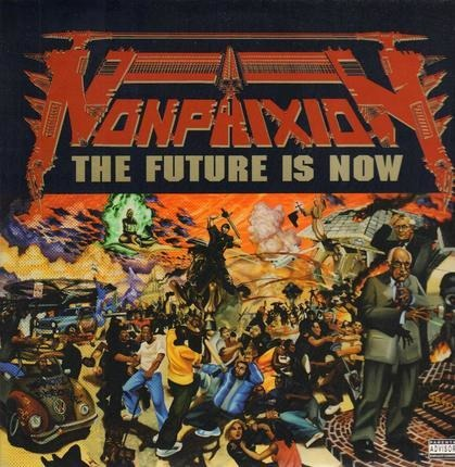 #<Artist:0x00007fe0d3512000> - The Future Is Now