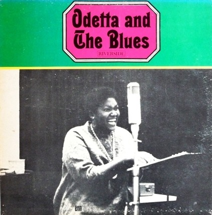 #<Artist:0x00007fce31186170> - Odetta and the Blues