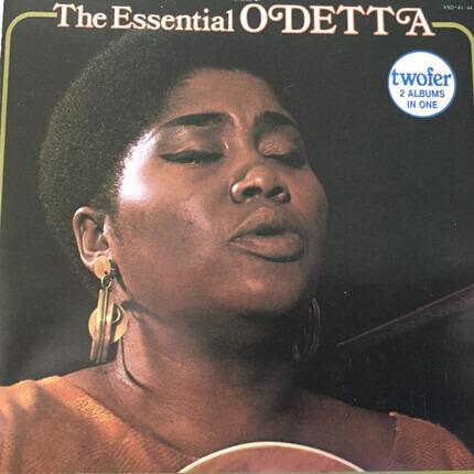 #<Artist:0x00007fce0809af28> - The Essential Odetta