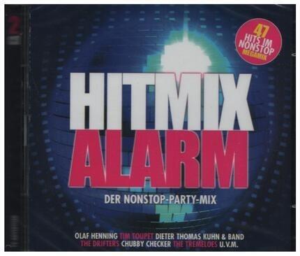 #<Artist:0x00007f53c44c8500> - Hitmix Alarm - Der Nonstop-Party-Mix