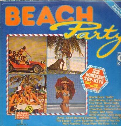 #<Artist:0x00007fec0add6d98> - Beach Party