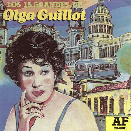 #<Artist:0x00007fe974405960> - Los 15 Grandes De Olga Guillot