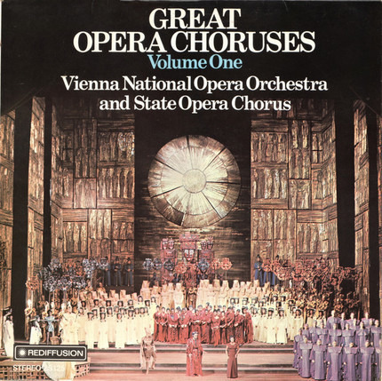 #<Artist:0x00007f60c1560670> - Great Opera Choruses Volume One
