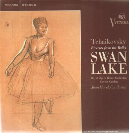 #<Artist:0x00007fceba014268> - Excerpts From Swan Lake