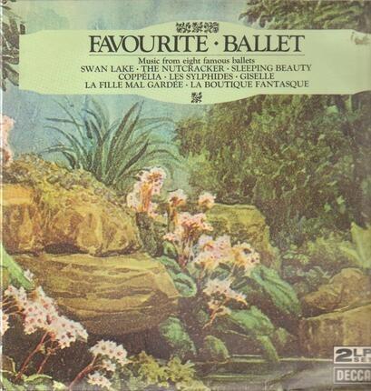 #<Artist:0x00007fce324ab4a8> - Favourite Ballet Music