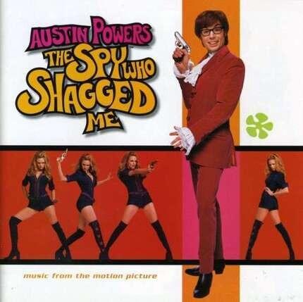 #<Artist:0x00007f6989025798> - Austin Powers: Spy Who