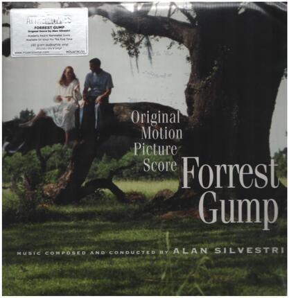 #<Artist:0x00007f84901adb70> - Forrest Gump (score)