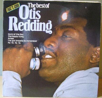 #<Artist:0x00007fcee105fca0> - The Best Of Otis Redding