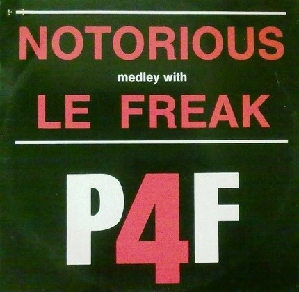 #<Artist:0x00007fcee26341e8> - Notorious Medley With Le Freak