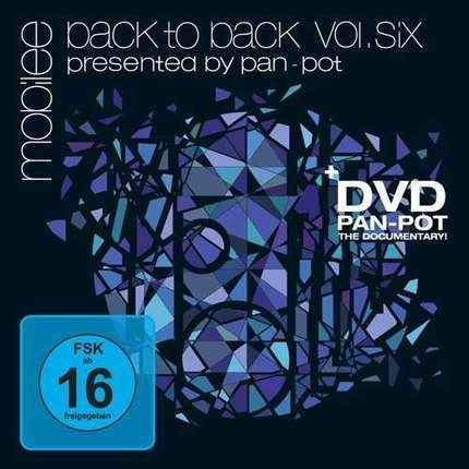 #<Artist:0x00007fbe8b23e230> - Mobilee/Back To Back Vol.6 (2CD+DVD)