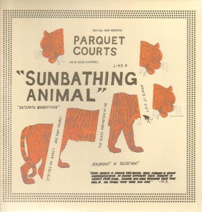 #<Artist:0x00007fb3b48adeb8> - Sunbathing Animal