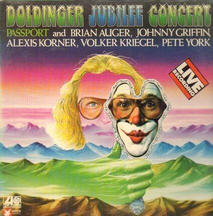 #<Artist:0x00007fd1027f57a8> - Doldinger Jubilee Concert