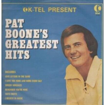 #<Artist:0x0000000008e9b1c0> - Pat Boone's Greatest Hits