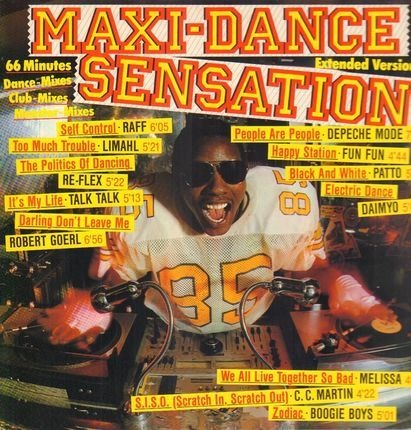 #<Artist:0x00007fb543f3c140> - Maxi-Dance Sensation