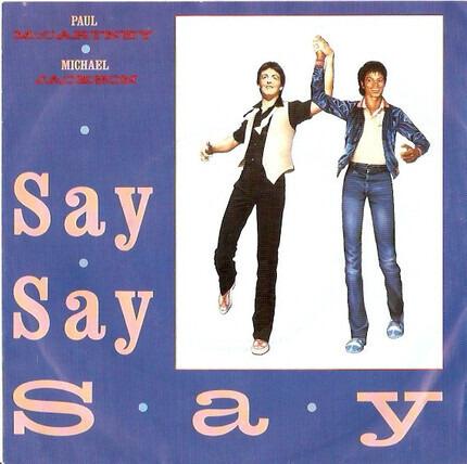 #<Artist:0x00007fceb8601df8> - Say Say Say
