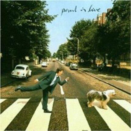 #<Artist:0x00007f410dfee890> - Paul Is Live
