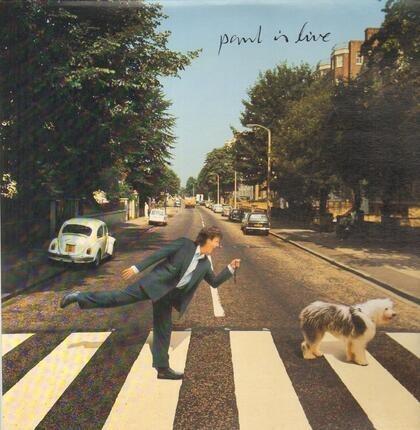 #<Artist:0x00007f0aa9848310> - Paul Is Live